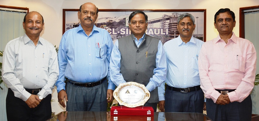 NTPC bestowed with the Golden Peacock Award for cleaner and green energy