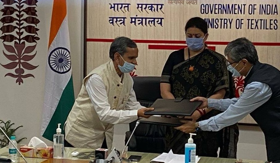 Ministry of AYUSH and Ministry of Women signed MoU with Child Development