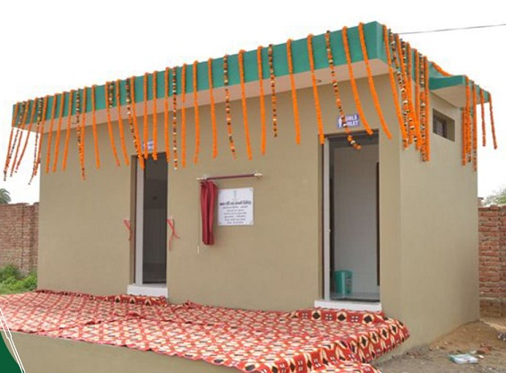 Balmer Lawrie has constructed 330 toilets