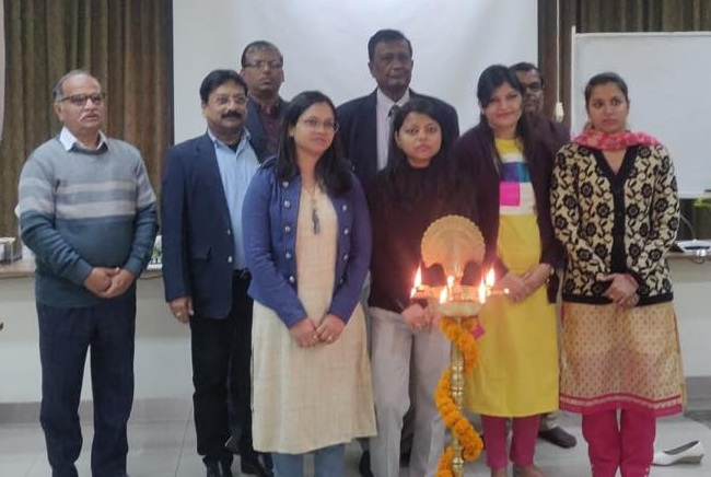 HRD department organised ICCS training programme at BCCL