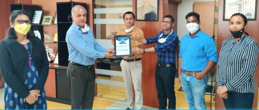 BCPL received India best company of the Year 2020 award