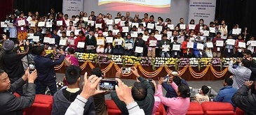 National Level BEE painting competiton on energy conservation