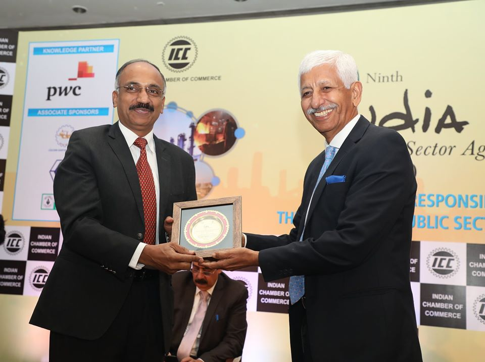 BHEL Celebrate 9th Annual Public Sector Conclave and Excellence Awards Ceremony.