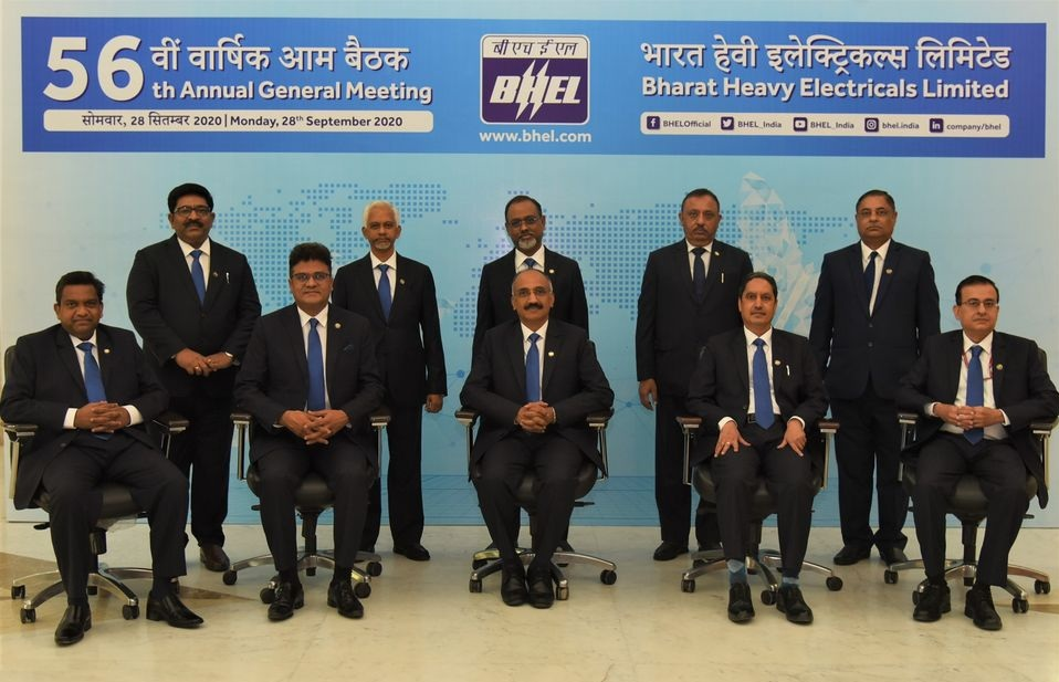 56th Annual General Meeting of BHEL