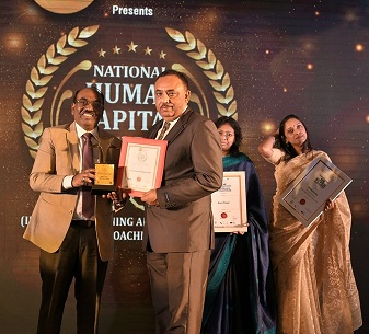BHEL was conferred the Zee Business Best Employer Brand Award