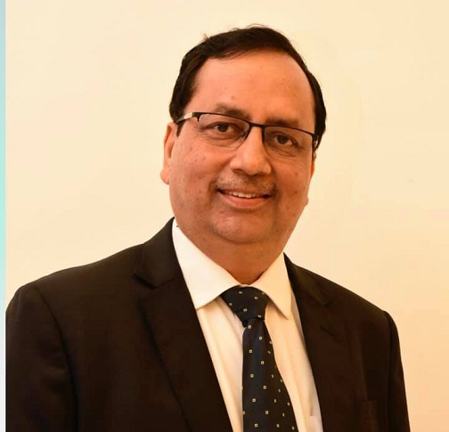 Shri S K Agrawal Executive Director Superannuated