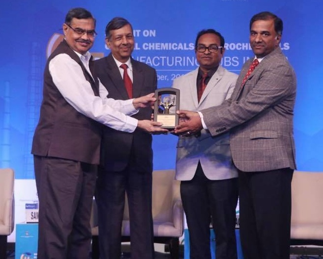 Bharat Petroleum Research and Developement Team received prestigious FICCI Petrochemicals Awards 2019
