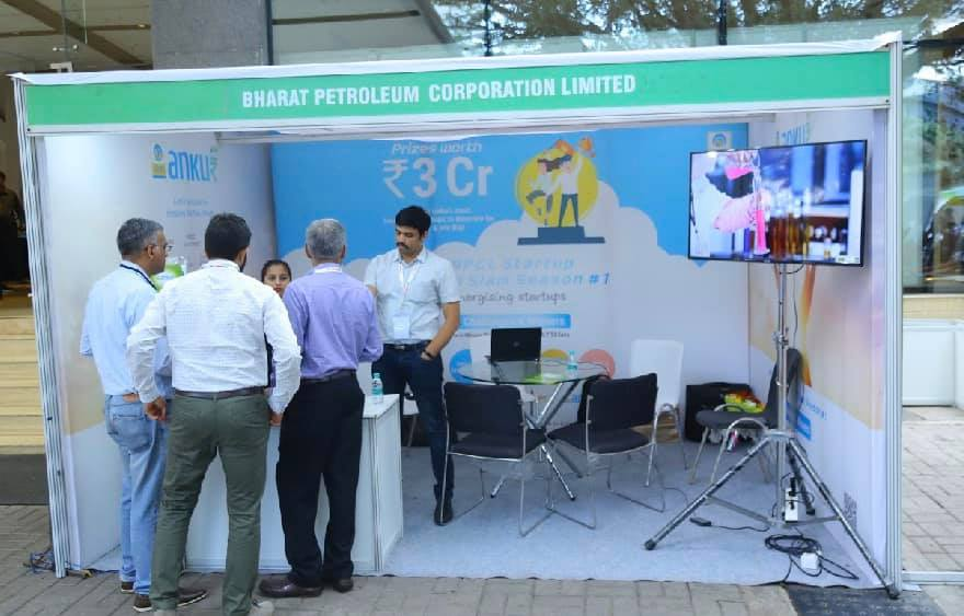 Bharat Petroleum promoted startup grand slam season 1