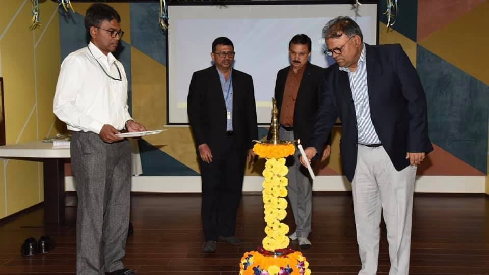 BPCL Celebrated 45th Foundation Day