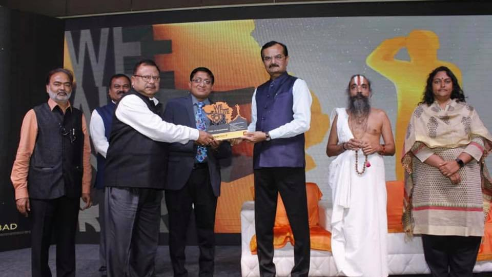 BPCL conferred Excellence in Customer Satisfaction