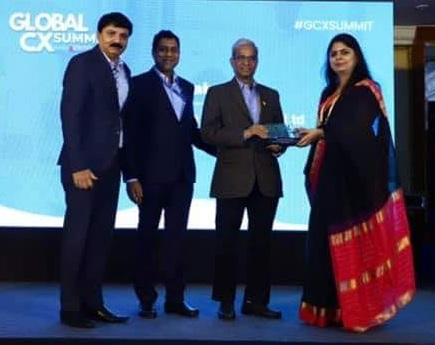 Bharat Petroleum Wins The Global CX Summit Exceptional Experience Awards