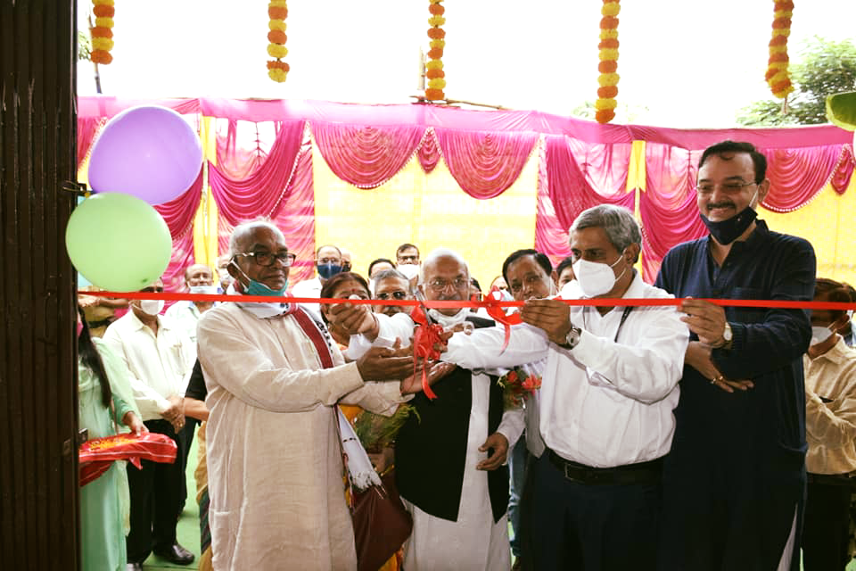 Shri P.M.Prasad CMD inaugurated skill development centre