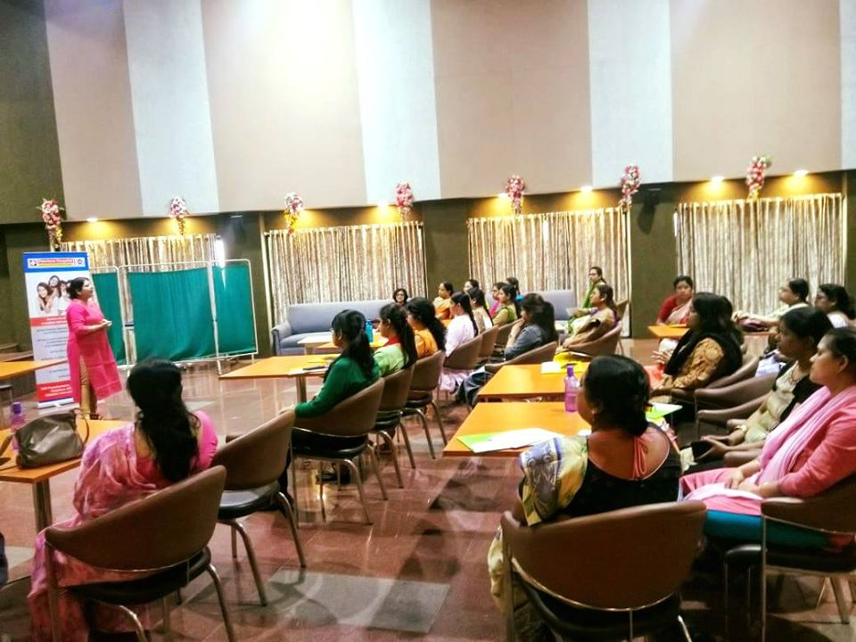 CIL organised a free medical check-up camp