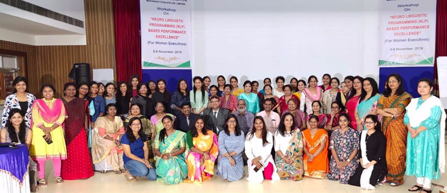 CIL organises workshop on Neuro-Linguistic Programming for its women executives
