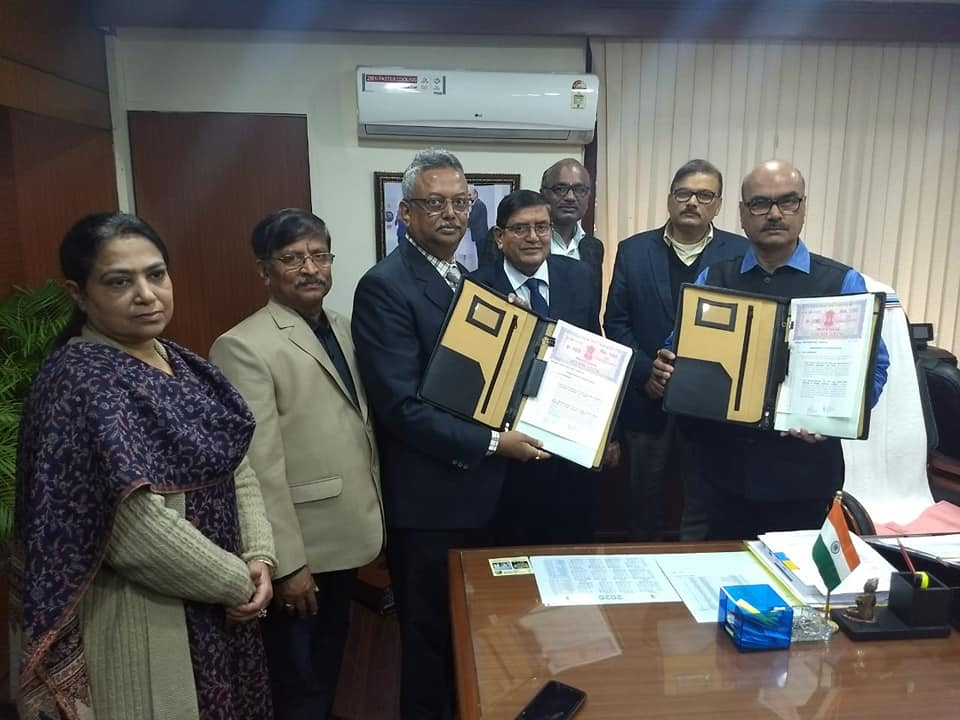 CMPDI signed MoU with IIT-KGP