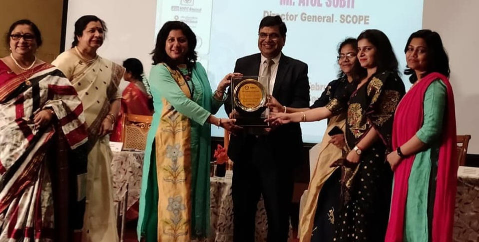 CMPDI conferred with recognition of WIPS activities award