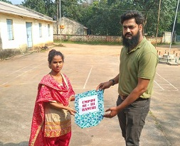 CMPDI awareness campaign conducted against the use of plastic