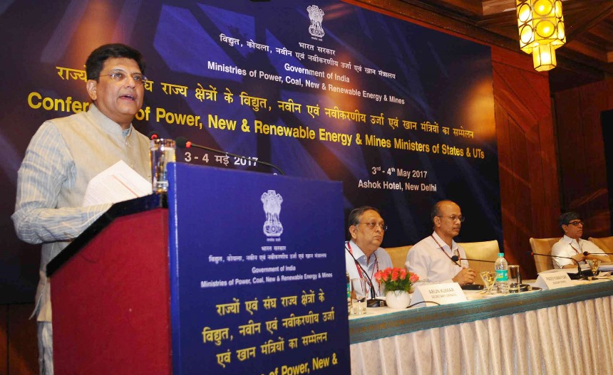 Conference of Power Renewable Energy and Mines Ministers