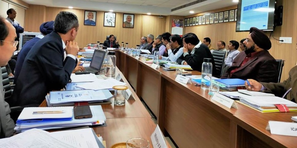 143rd meeting of the advisory committee of DoWR at CWC