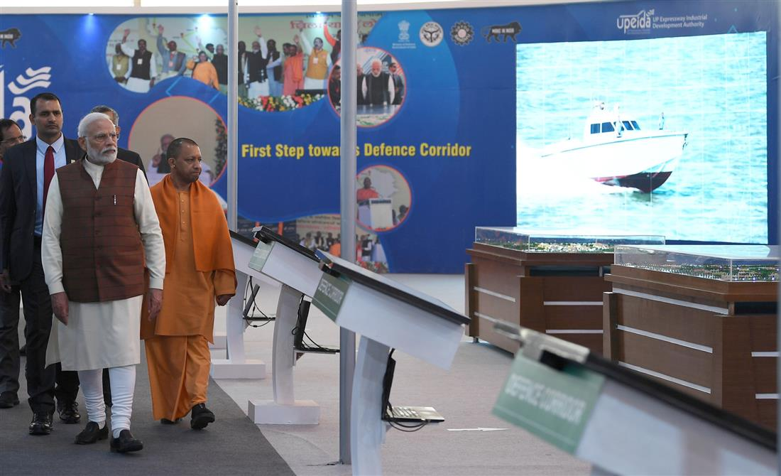 DefExpo 2020 at Lucknow