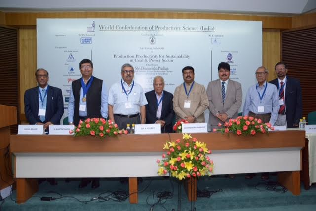 Seminar on Production productivity for sustainability in coal and power sector