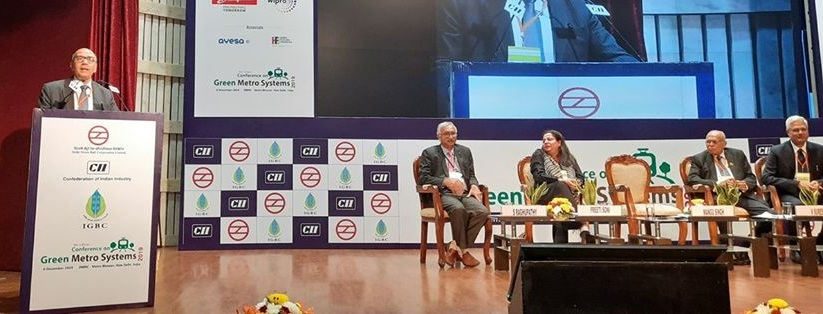 The 4th edition of the conference on green metro systems 2019