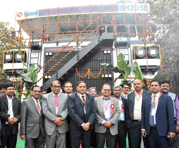 NCL Deploys Nation s first Indigenously developed electric Dump truck