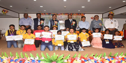 DVC Organized State Level Painting Competition 2019