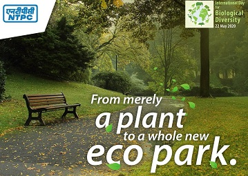 NTPC is making largest ecopark at Badarpur