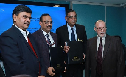 EESL signed MoU with SDMC