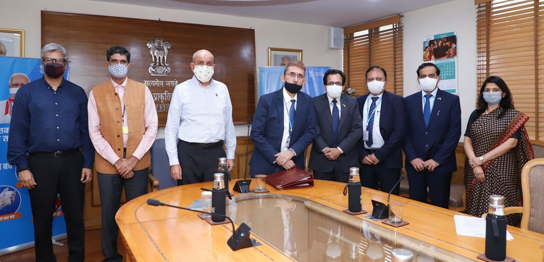 Engineers India Limited signs MoU with  Ministry of Petroleum and Natural Gas