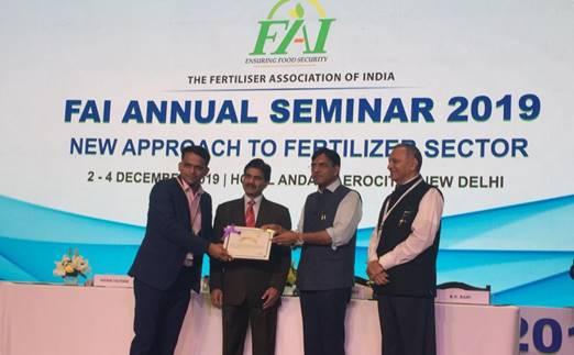 Shri Mansukh L Mandaviya At FAI 55th Annual Seminar 2019