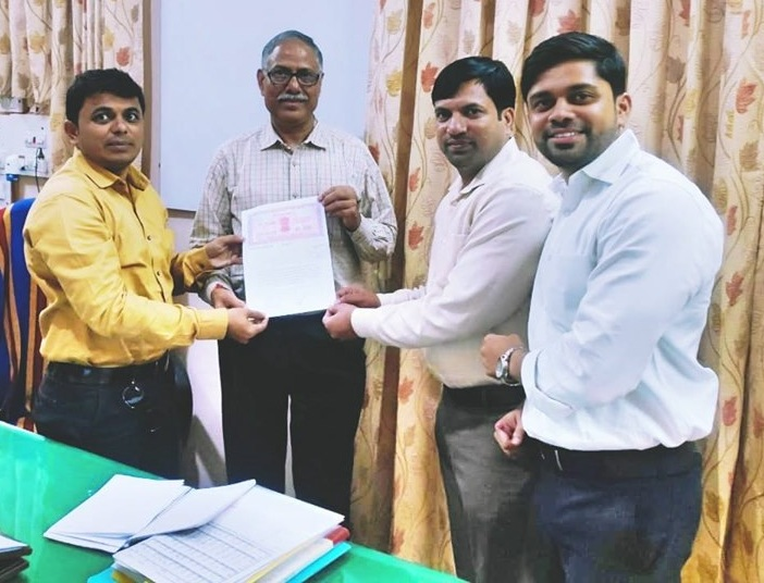 FAGMIL signed MoU with Varhad Grains Agriculture Producer Company Limited
