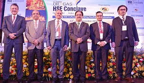 Oil and Gas HSE conclave organized by GAIL