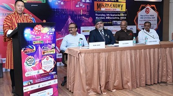 CEO of GREENER WAY Karma Yonten Felicitated With 5th Atal Shastra MARKENOMY Awards 2019