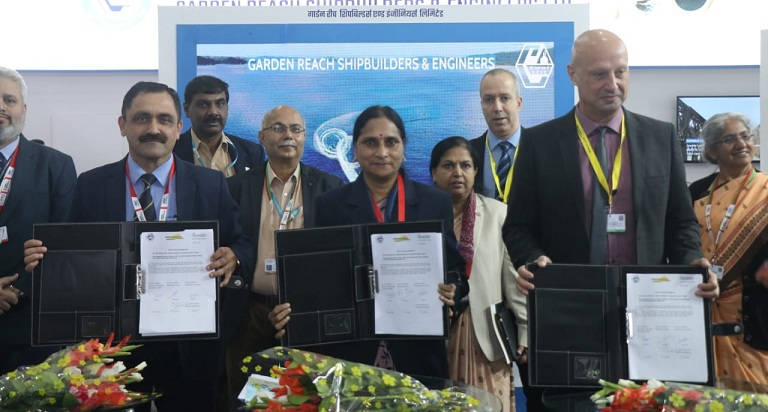 BEL signs MoU with Elbit and GRSE