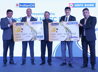 HDFC Bank and Indian Oil Corporation Ltd partner to launch Co-branded fuel Credit Card