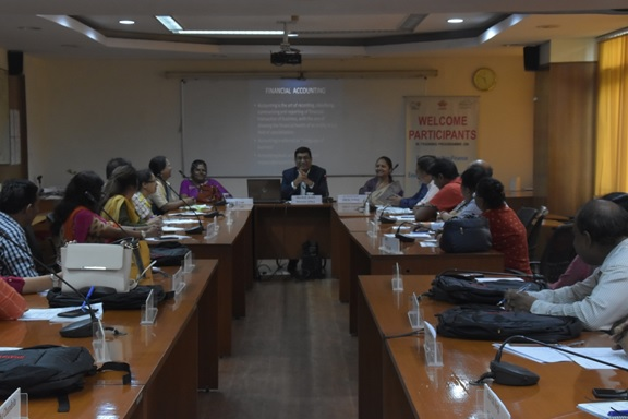 HUDCO organized in-house Training Programme