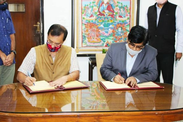 Morarji Desai National Institute of Yoga signs MoU with ICCR