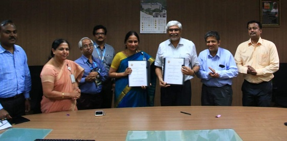 BEL signs MoU with IITM