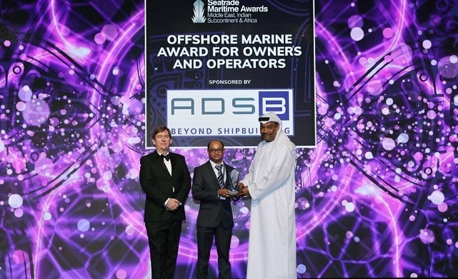 SCI bags Offshore Marine Award for Owners and Operators