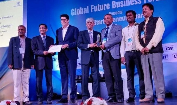 POWERGRID Rated as one of the Top 25 Most Innovative Companies in India