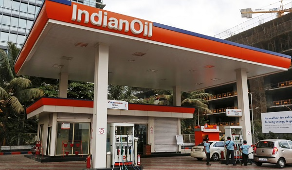 Indian Oil Corporation shares drop as Nifty Drops