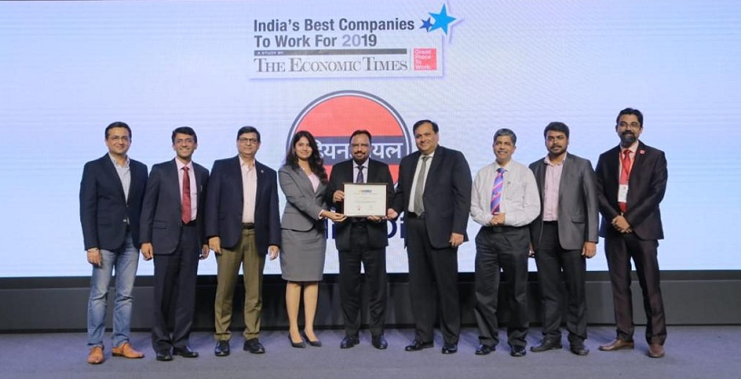 IndianOil: Voted as A great place to work