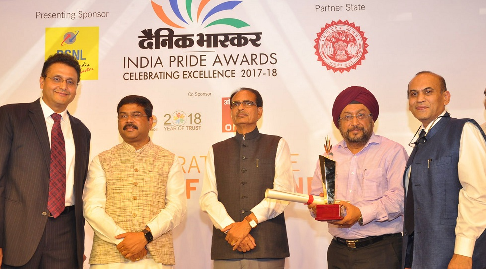 IREDA Wins India Pride Award