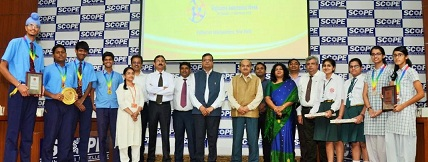 IndianOil sensitizes students to build an ethical society