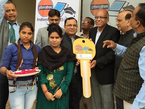 IndianOil inaugurated an IT learning centre