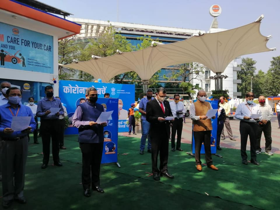 Indian Oil Corporation wins Munjal Awards for Business Excellence