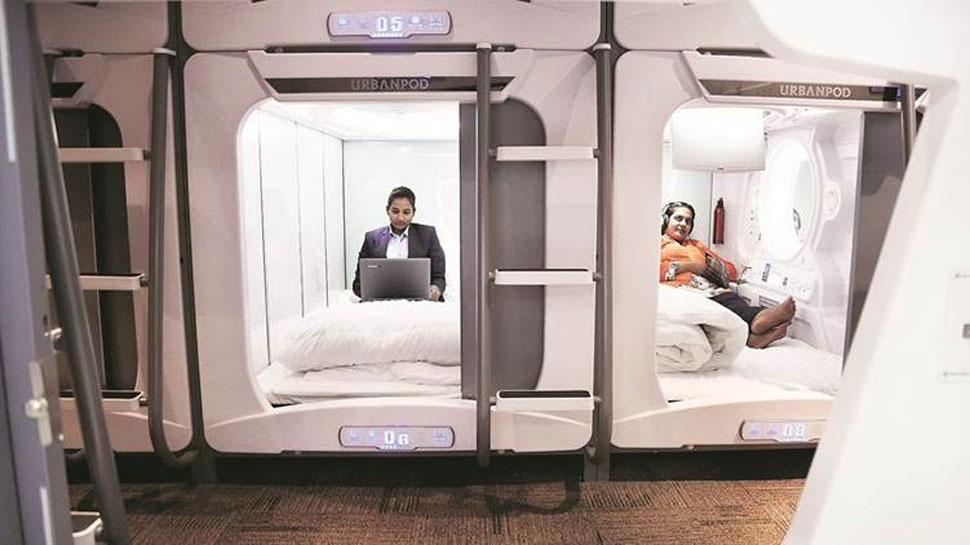 IRCTC to soon come up with Japanese-style pod hotel near Mumbai Central
