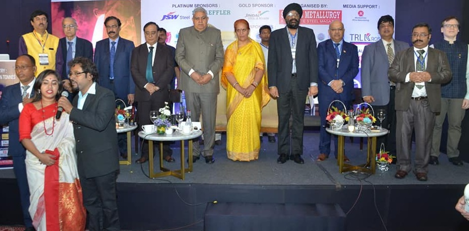 Steel and metallurgy organized conference on Indian Steel Industry